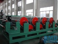PVC leather production line